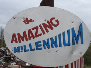 The Amazing Millennium Recycling